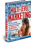 Make Your Mark with Multi-Level Marketing